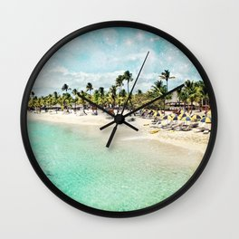 Paradisio Wall Clock
