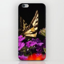 Garden Swallowtail iPhone Skin