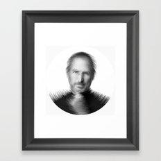 ArcFace  -  Jobs Framed Art Print