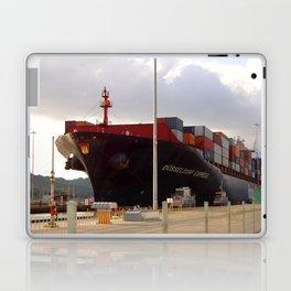 Cargo ship Laptop & iPad Skin