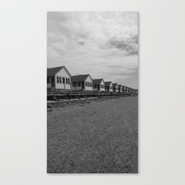 House after house Truro Cape Cod Massachusetts Canvas Print