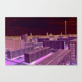 East Berlin '69 Canvas Print