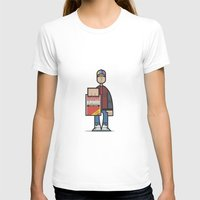 marty mcfly T-shirts featuring Marty by Sr.Pandita