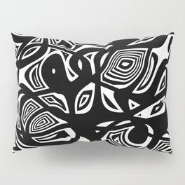 NOISE III - (Noise Pattern Series) Pillow Sham