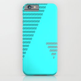 O, the Ohs iPhone Case