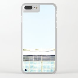 Industrial Clear iPhone Case