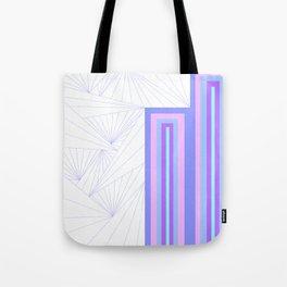 Pattern Number One Tote Bag