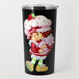 Strawberry Short Travel Mug