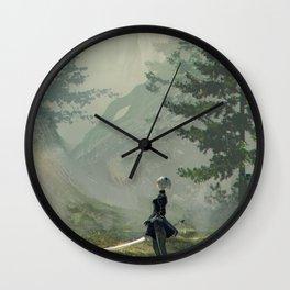 NieR: Automata  Wall Clock