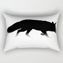 What the Fox Rectangular Pillow