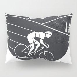 Love Cycling Pillow Sham