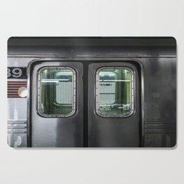 New York City Subway Cutting Board