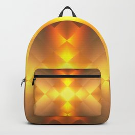 Gold Lamp Backpack