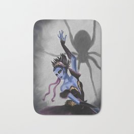 Spider Dancer Bath Mat