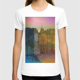 Lights close to the Harbor / Urban Fantasy 14-01-17 T-shirt