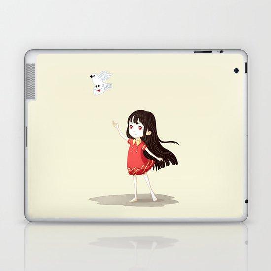 Love Letter Laptop & iPad Skin