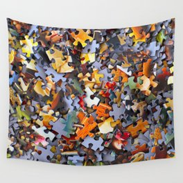 Puzzle Wall Tapestry