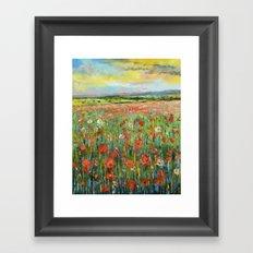 Raga Jhinjhoti Framed Art Print