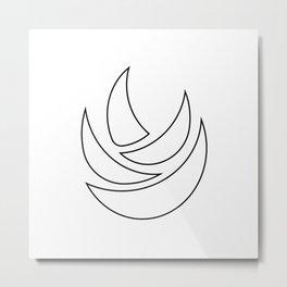 ALOECEUM #1 Metal Print