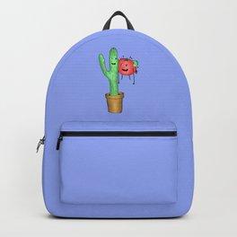 Prickly Pair Backpack