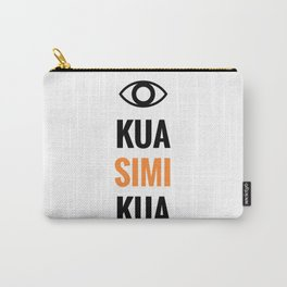 KUA SIMI KUA Carry-All Pouch
