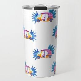 Groovy Rickshaw Travel Mug