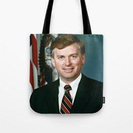 Portrait of DoD Mr. J. Danforth Quayle, Vice President of the United States Tote Bag