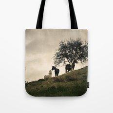 caballos Tote Bag