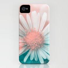 Flower iPhone (4, 4s) Slim Case