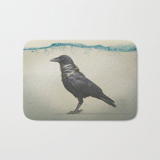 Raven Band Bath Mat