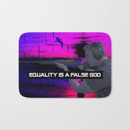 Philipp Amthor - Equality Is A False God Bath Mat