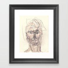 Ghoul 2 Framed Art Print