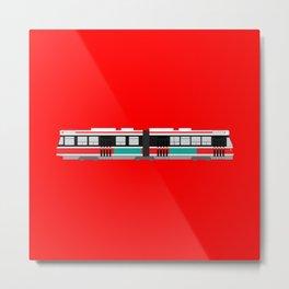 Toronto TTC (ALRV) Streetcar Metal Print