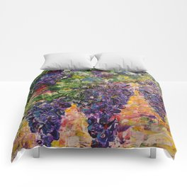 Grapes on the Vine Comforters