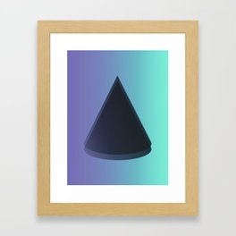 Being and Time Framed Art Print