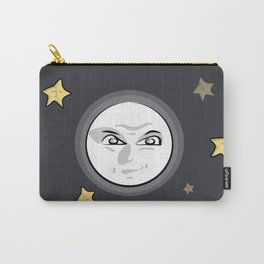 The Moon and Stars Carry-All Pouch