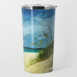 Tropical Idyll Travel Mug
