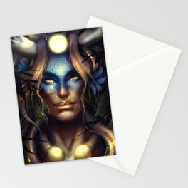 Horned One Stationery Cards