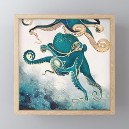 Underwater Dream V Framed Mini Art Print