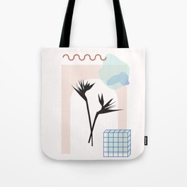 // Royal Gardens 01 Tote Bag
