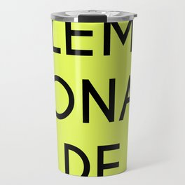 LEMONADE 1 Travel Mug