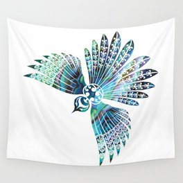 Fantail Wall Tapestry