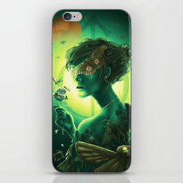 Fear iPhone Skin