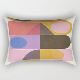 Modern Totem  #society6 #buyart #decor Rectangular Pillow