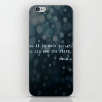 quotes iPhone & iPod Skins featuring Quotes by Kayla Phan