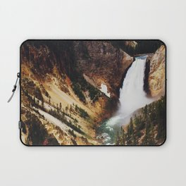 Yellowstone Falls Laptop Sleeve