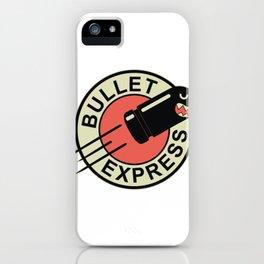 Bullet Express iPhone Case