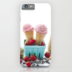 Strawberry Ice Cream iPhone 6s Slim Case