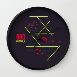 ORD Wall Clock