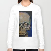 vampire diaries Long Sleeve T-shirts featuring Vampire by Michael Creese